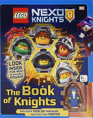 LEGO NEXO KNIGHTS: The Book of Knights