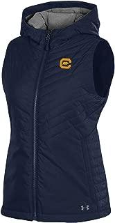 Under Armour Womens NCAA Under Armour Women's Lightweight Hooded Puffer Vest UW7236
