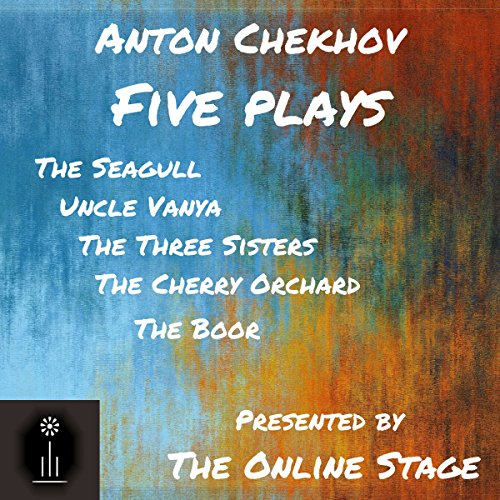 Five Plays audiobook cover art