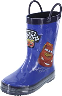 Cars Boys' Toddler Cars Rain Boot