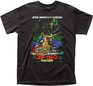 Star Wars - Camiseta para adulto con póster japonés ESB