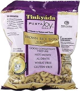 Tinkyada Brown Rice Elbow Pasta, 16 oz (Pack of 3)