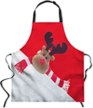 WHEREISART Adjustable Funny Apron,Kitchen Apron,Unisex,Non-Fading Apron,Cooking Kitchen Aprons for Women Men,Comfortable and Easy Care Aprons