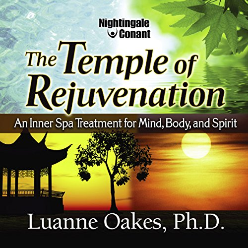 The Temple of Rejuvenation audiobook cover art