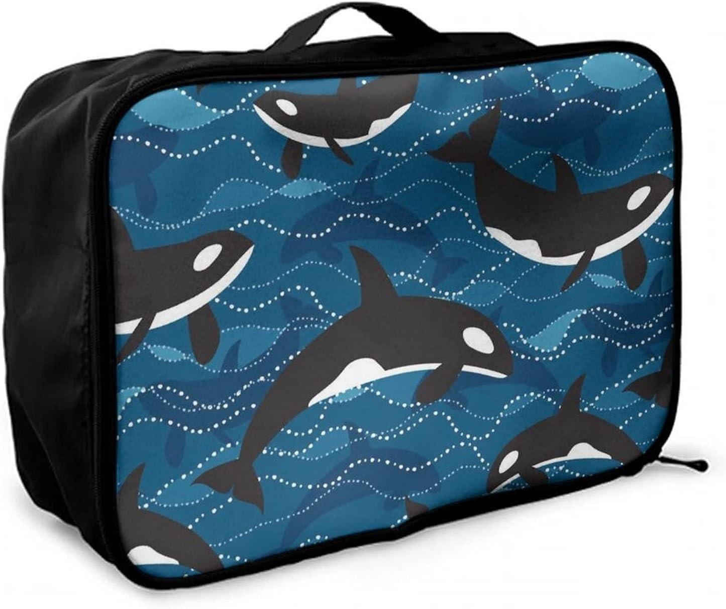 NiYoung Travel mart Duffle Bag in Handle Lightweight Weekende latest Trolley