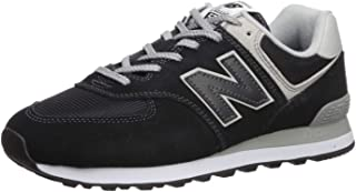 New Balance Ml574 Shoes 8.5 D(M) US Black