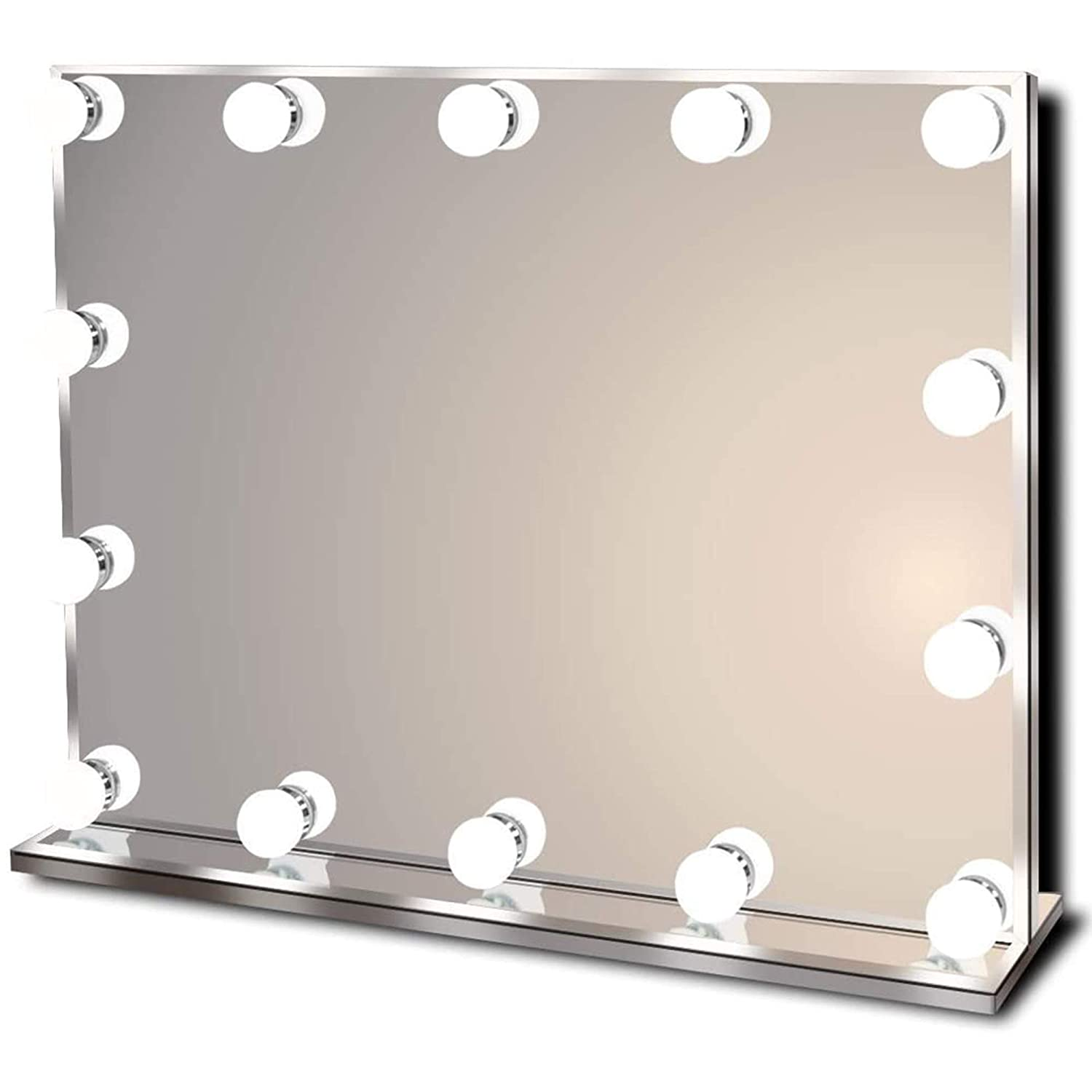 Hollywood Lighted Vanity Makeup Mirror L LED Free shipping Lights Bright with 67% OFF of fixed price