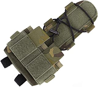 EMERSONGEAR Molle Tactical Helmet Pouch Removable Gear Pouch Tactical Fast Helmet Accessories Utility Pouch Helmet Cover Counterweight Bag, Counterbalance Weight Bag