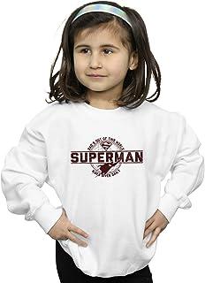 DC Comics Girls Superman Dad Out Of This World Sweatshirt