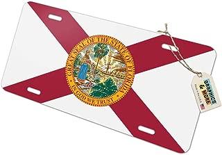 florida novelty license plates