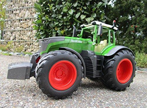 RC Traktor kaufen Traktor Bild 1: Jamara RC Traktor Fendt 1050 Vario Maxi Schlepper 4 Batterien 37,5cm Länge 405035-B*
