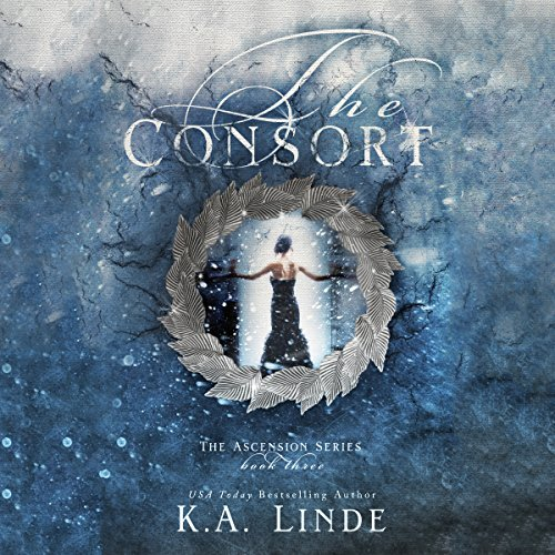 The Consort audiobook cover art