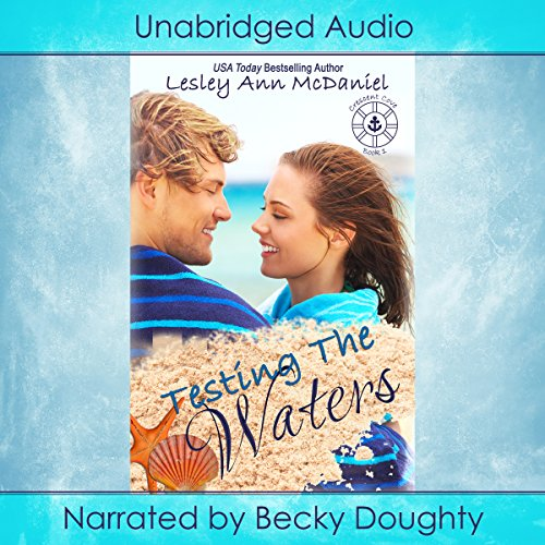Testing the Waters audiobook cover art