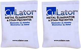 Periodic Products CUL-1MO-02 CuLator Metal Eliminator and Stain Preventer for Swimming Pools (2 Pack)