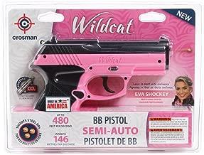 Crosman P10PNK Wildcat CO2 Pistol BB