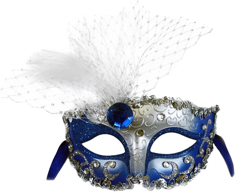 Elizabeth silber verziert Masquerade Maske für Frauen B00EFD8258 Hohe Qualität  | Feinen Qualität