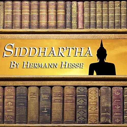 Siddhartha audiobook cover art