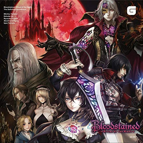 BLOODSTAINED: RITUAL OF THE NIGHT (THE DEFINITIVE SOUNDTRACK) [12 inch Analog]