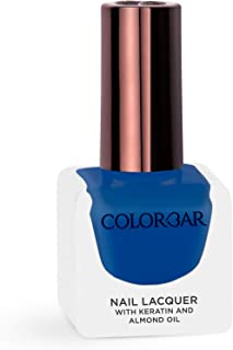 Colorbar Nail Lacquer, Mood For Blue, 12 ml