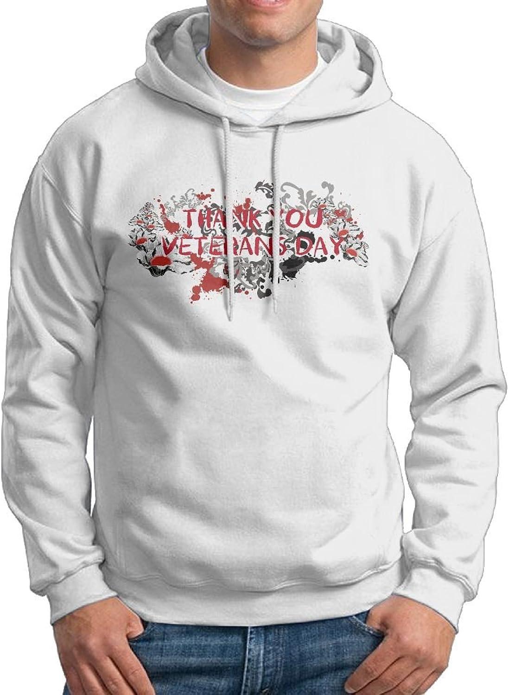 Men Poppy Thank You Veterans Day Designer Funny Hoodie Outwear