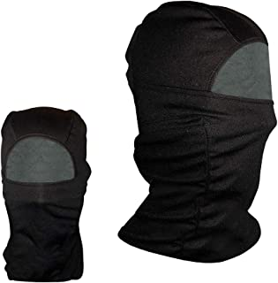 2- Pack Balaclava Face Mask -2 Pack-Motorcycle-Windproof-Men-Women-Kids-Cold Weather-Full Face-Self Pro-Black-Winter-Warm Neck Gaiter.