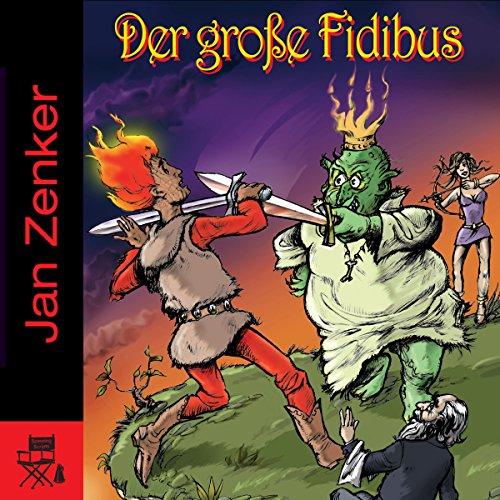 Der große Fidibus audiobook cover art