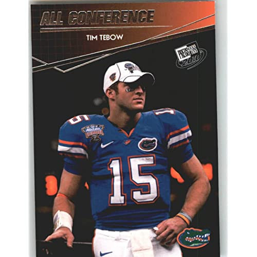 322af4028 Tim Tebow - Florida Gators (All Conference SEC)(Rookie Year Card) 2010