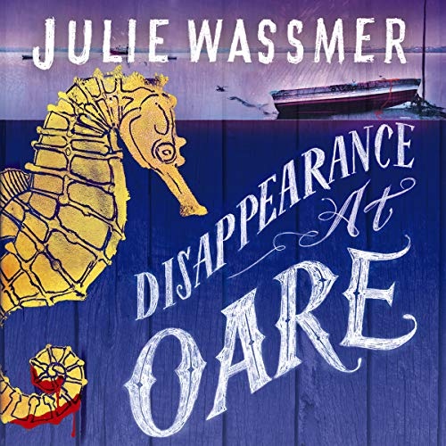 Disappearance at Oare audiobook cover art