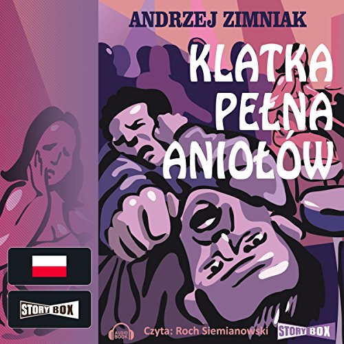 Klatka pelna aniolów audiobook cover art