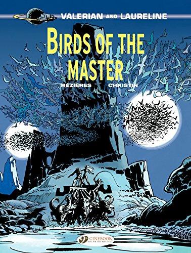 Valerian and Laureline - Volume 5 - Birds of the master (English Edition)