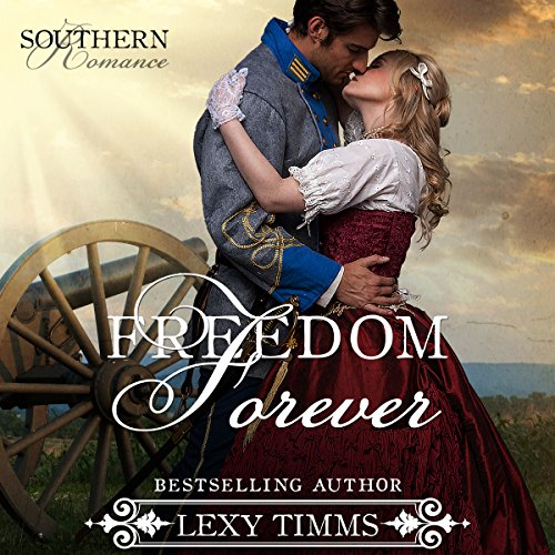Freedom Forever audiobook cover art