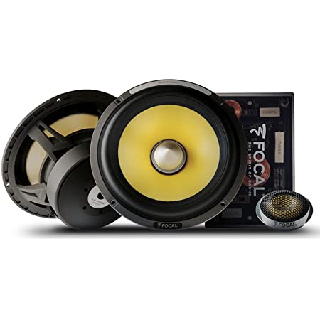 "Focal ES 165 KX2 K2 Power 6-1/2"" 2-Way Component Speaker System"
