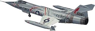 ハセガワ 1/48 アメリカ空軍 F-104C スターファイター プラモデル PT19