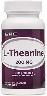Best l-theanine gnc Reviews