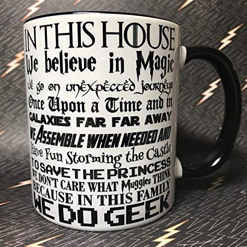 Comprar vajillas geek house