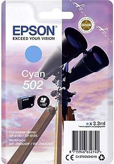 Epson C13T02V24010 Cyan Original Tintenpatronen 1er Pack, 2984085, Standard