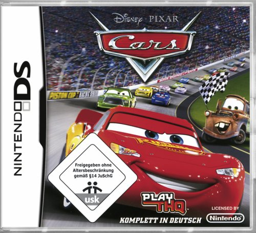Cars [Software Pyramide] [import allemand]