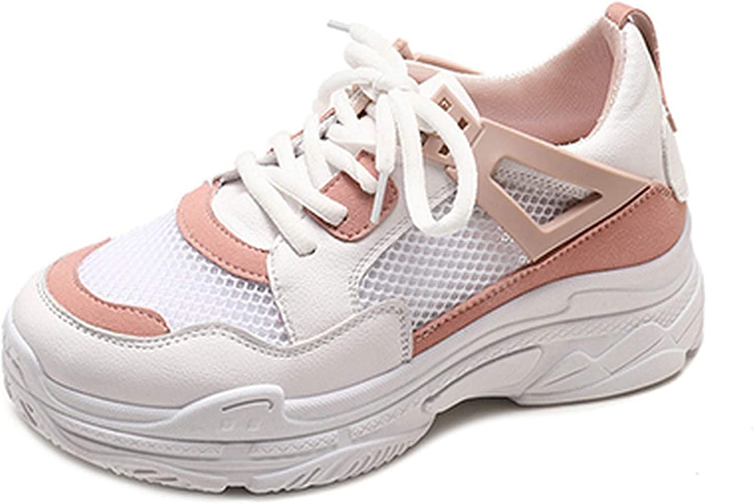 Little Happiness- 2019 Fashion Breathable Mesh Women Sneakers Autumn Non-Slip Casual Woman shoes