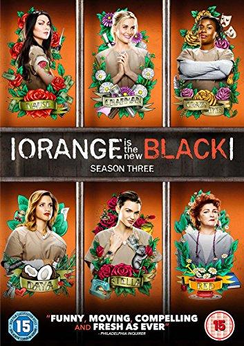 Orange Is The New Black: Season 3 (4 Dvd) [Edizione: Regno Unito]...
