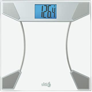 Eat Smart Precision Tracker Digital Bathroom Scale