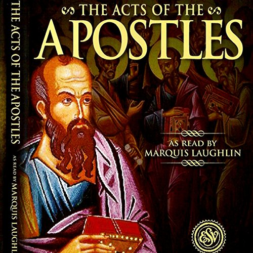 Acts of The Apostles (English Standard Version) audiobook cover art