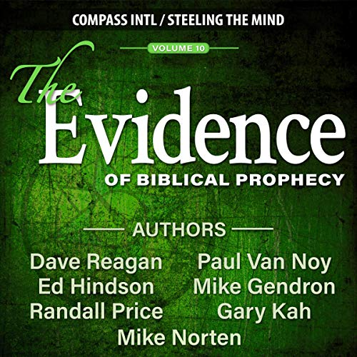 The Evidence of Biblical Prophecy, Vol. 10  By  cover art