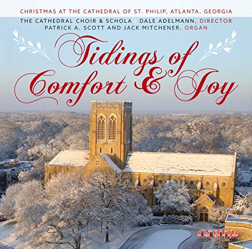 Tidings Of Comfort & Joy