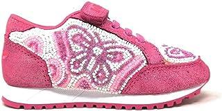 Lelli Kelly Princesse Sneaker Fuchsia Paillettes Collection Mode