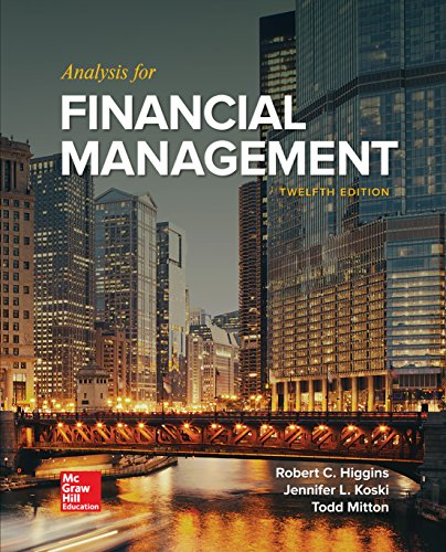 Analysis for Financial Management (English Edition)