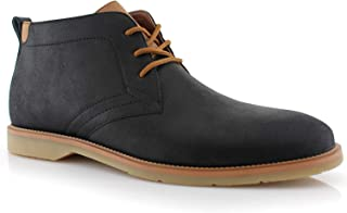 Men's Marvin Ankle Boots Lace Up Fashion Casual Chukka
