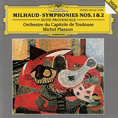 Symfoni 1/2/Suite Provencale