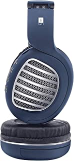 iBall Decibel BT01 Smart Headphone with Alexa Enabled – Blue, Black and Silver