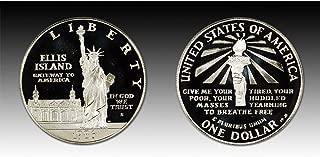 ellis island coin set
