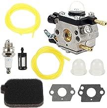 Hilom C1Q-S64 Carburetor with Air Filter Tune Up Kit for Stihl BG45 BG46 BG55 BG65 BG85 SH55 SH85 Leafblower 42291200606 Zama C1Q-S68 C1Q-S68G